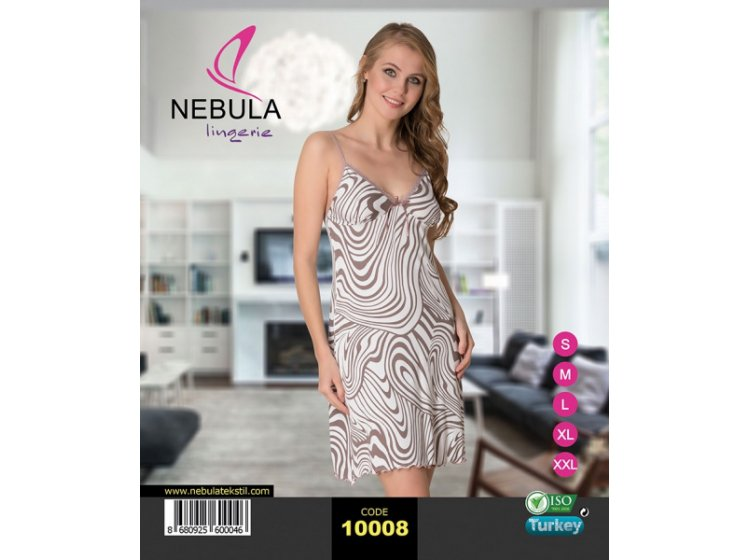 Ночная рубашка  Nebula. 10008