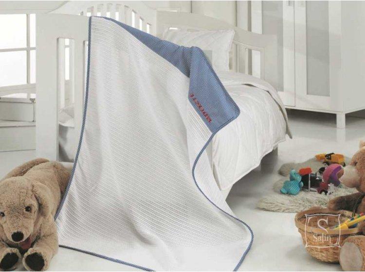 Плед детский U.S.Polo Assn. Bandon, размер 80х110 см