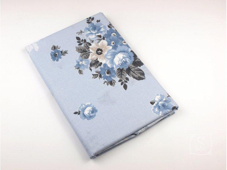 Пододеяльник Casabel. Mix&Sleep Bouquet Blue