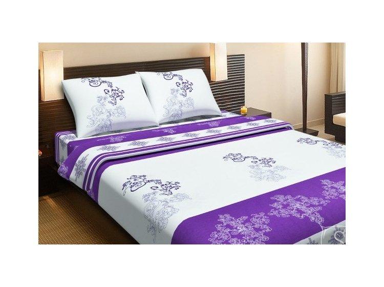 Постельное белье  Lotus. Royal фиолетовый