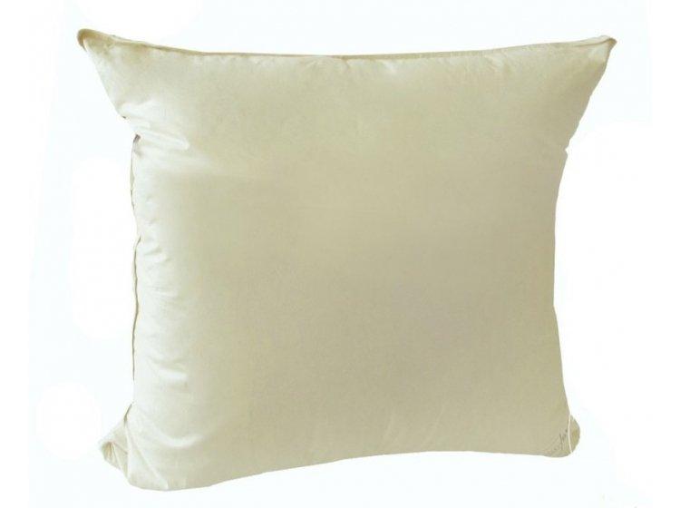 Подушка 50% пуха SoundSleep. Calm оливковая 70х70 см
