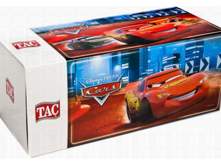 Детское постельное белье TAC. Cars Ice упаковка