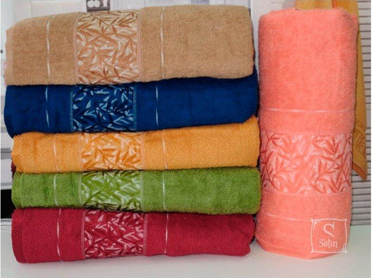 Набор из 6-ти хлопковых полотенец Gulcan. Cotton Akasia