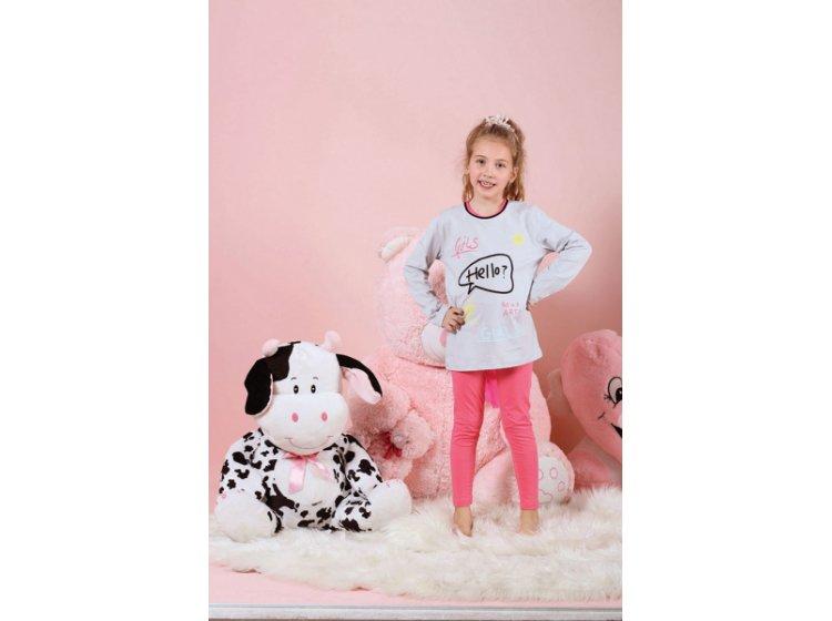 Пижама детская с лосинами Sexen. 66016