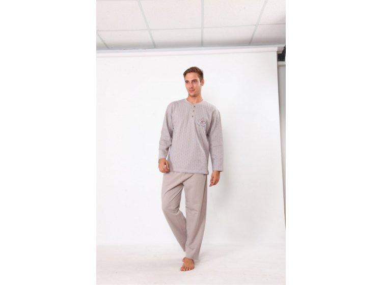 Мужская пижама на флисе Seyko. 975