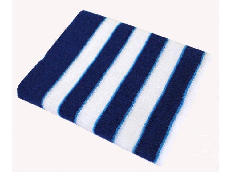 Полотенце махровое SoundSleep. Темно-синее
