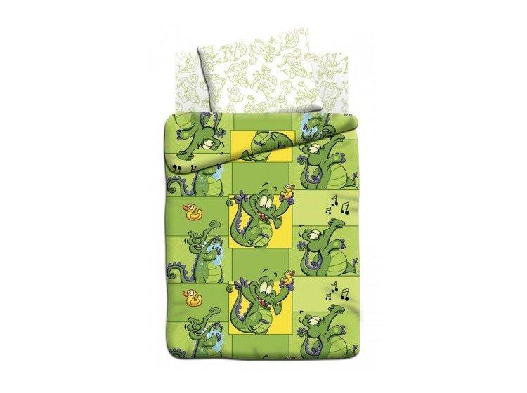 Детское постельное белье Непоседа. Крокодильчик Свомпи. Крокодильчик Свомпи