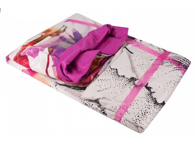 Постельное белье Irya. Digital Lilly пододеяльник