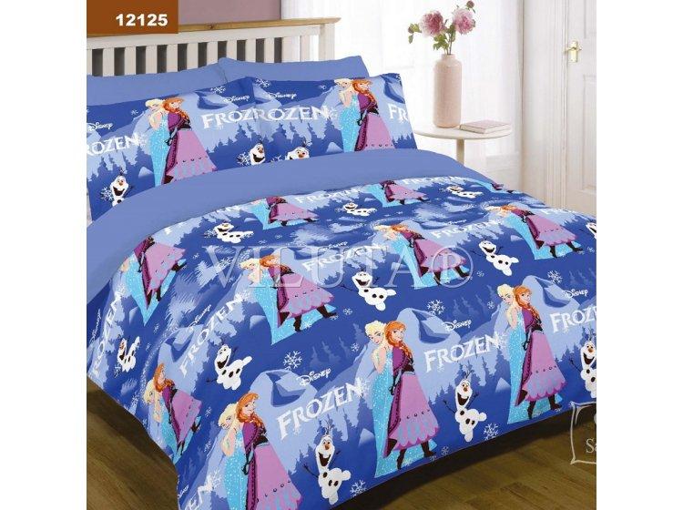Детское постельное белье Viluta. Платинум Холодное сердце 12125