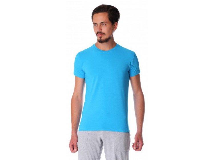 Футболка EGO. MTS_100%_BLUE