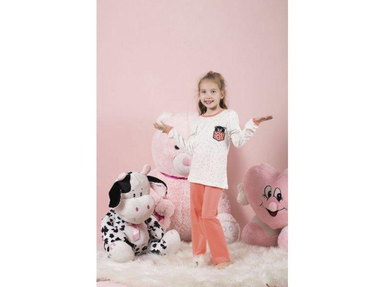 Пижама детская с брюками Sexen. 66026