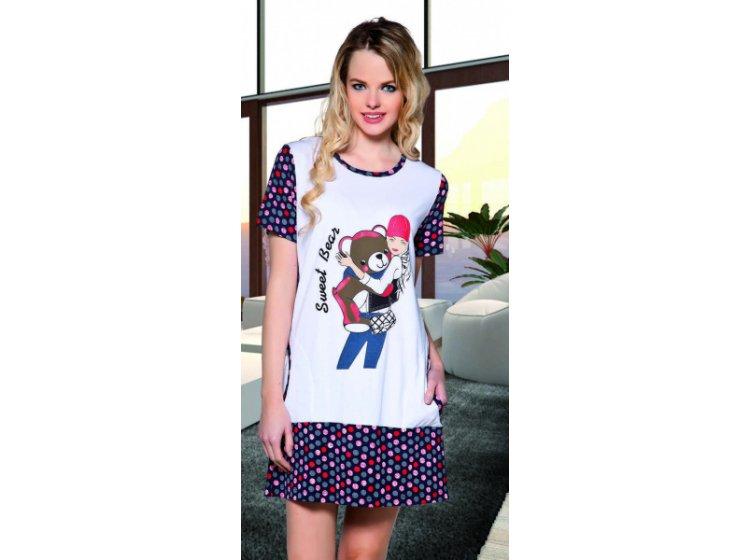 Ночная рубашка Lady Textile. 6186