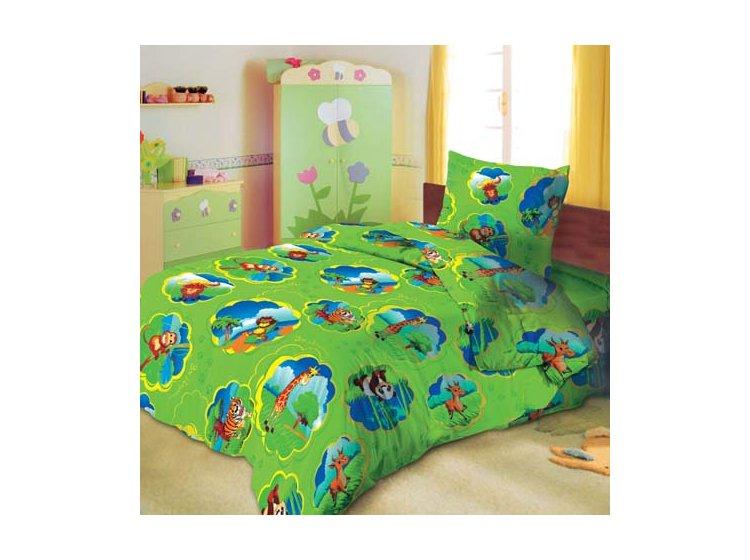 Детское постельное белье Тотошка. Зов Джунглей