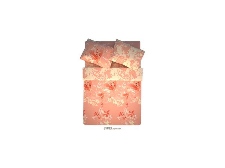 Лилии розовый