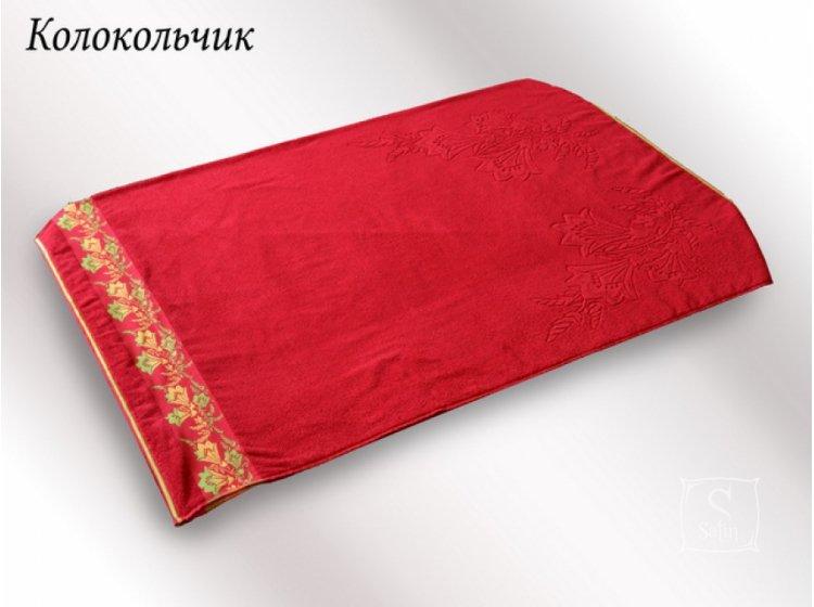 Махровое полотенце Речицкий текстиль. Колокольчик