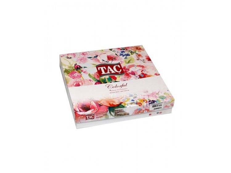 Постельное белье TAC. Digital Euphoria pink упаковка