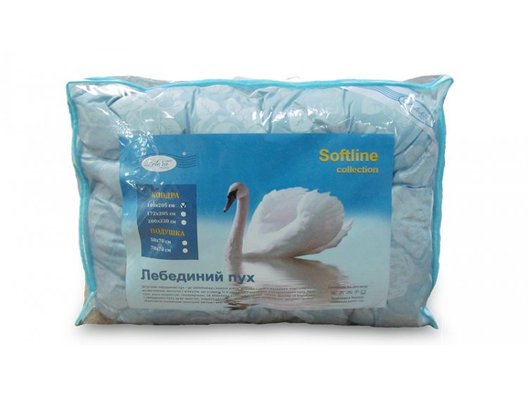 Одеяло Leleka-Textile. Лебяжий Пух, в упаковке