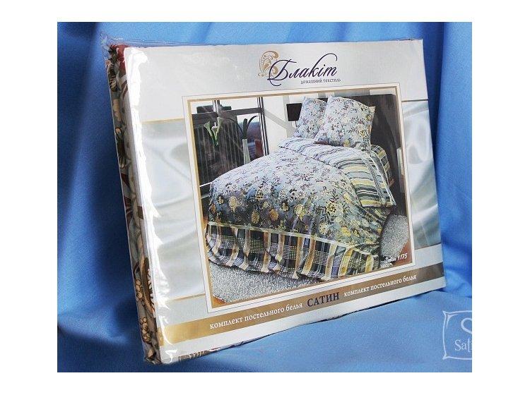 Постельное белье Блакит. 3995 Гибискус упаковка