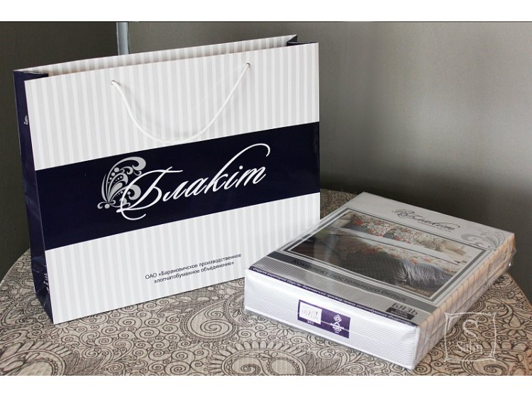 Постельное белье Блакит. 4107-4108 Прима упаковка