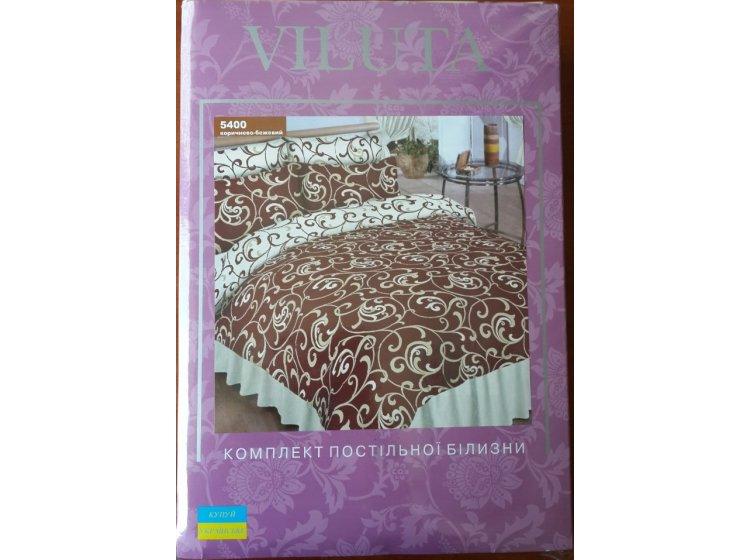 Постельное белье Viluta. Платинум 12129 упаковка