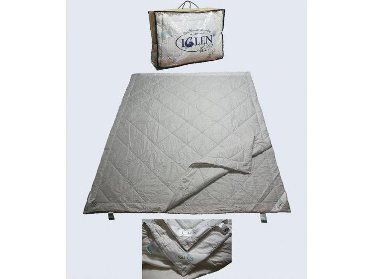 Одеяло Iglen Дуэт, размер 200х220 см
