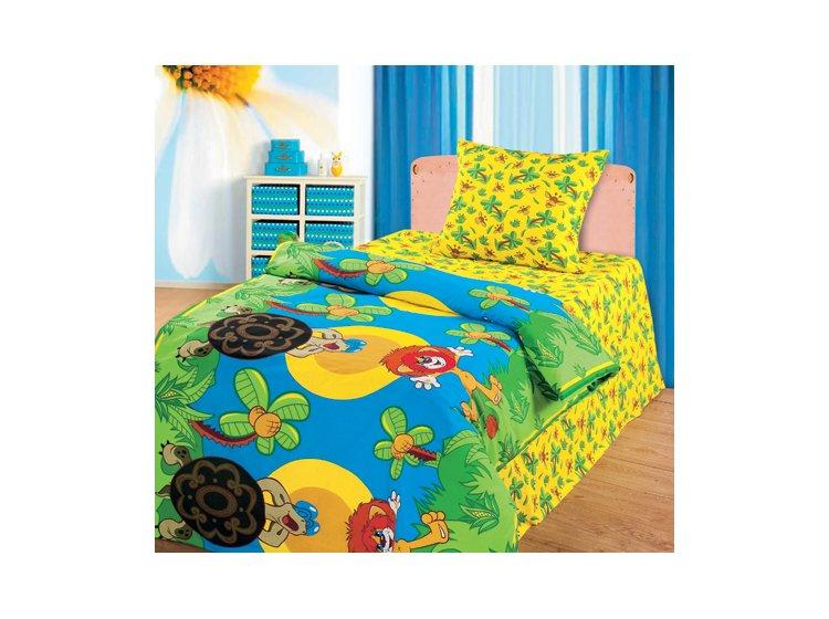 Непоседа, На солнышке, 1,5-спальный комплект белья, бязь