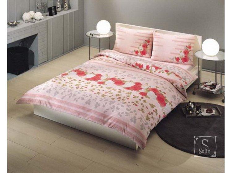Постельное белье TAC. Floria Pink