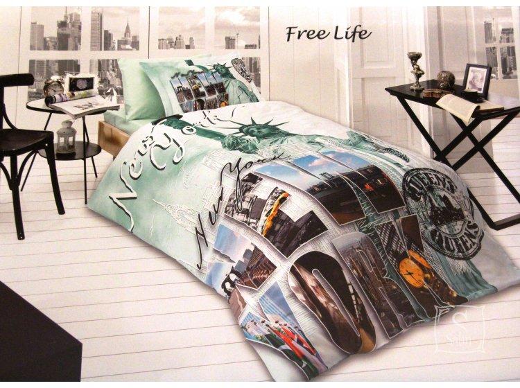Постельное белье First Choice. Free life