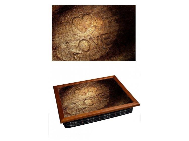 Поднос-столик на подушке. 2.68