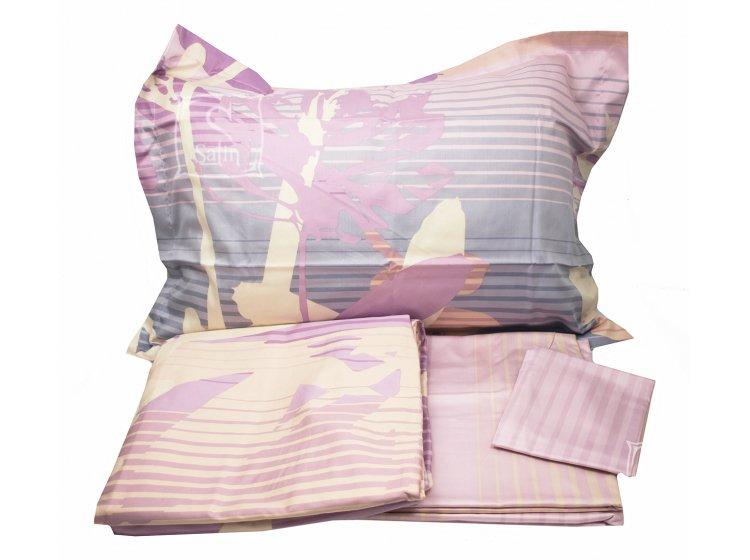 Постельное белье TAC. DeLuxe Grisel lila комплект