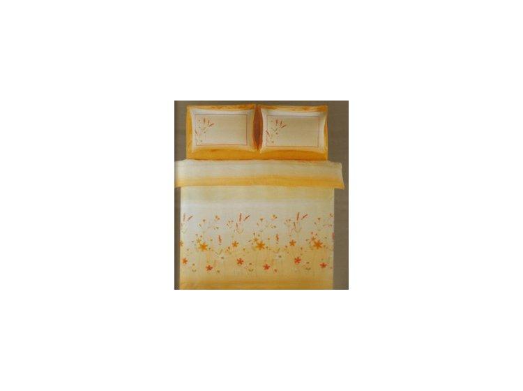Постельное белье TAC. Linas оранжевый
