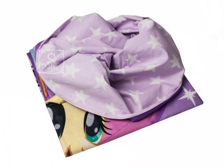 Детское постельное белье TAC. Little Pony Movie пододеяльник
