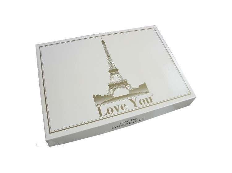 Постельное белье Love you, упаковка