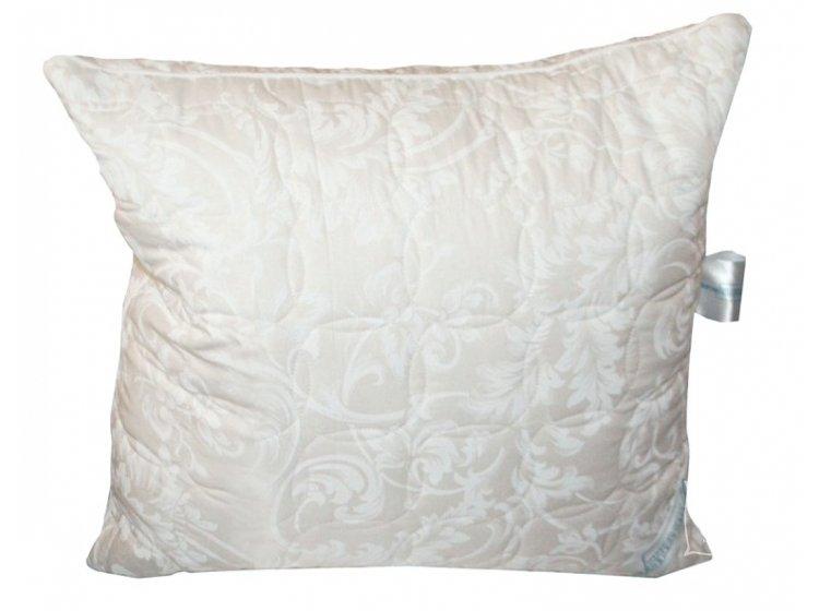 Подушка антиаллергенная SoundSleep. Lovely белая 70х70 см