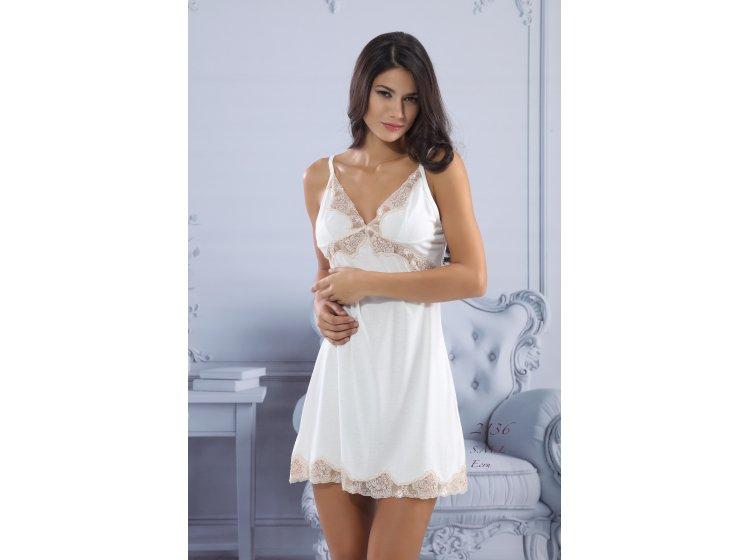 Ночная сорочка Mariposa. Модель 2136 ekru