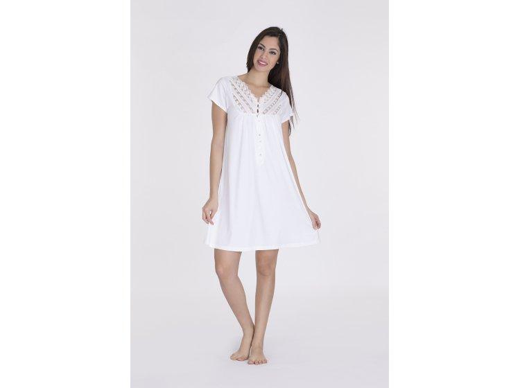 Ночная сорочка Hays. Модель 6602 розовая