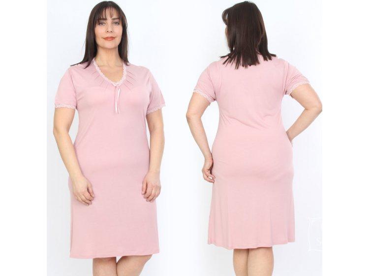 Ночная рубашка Mariposa. Модель 2123 pink