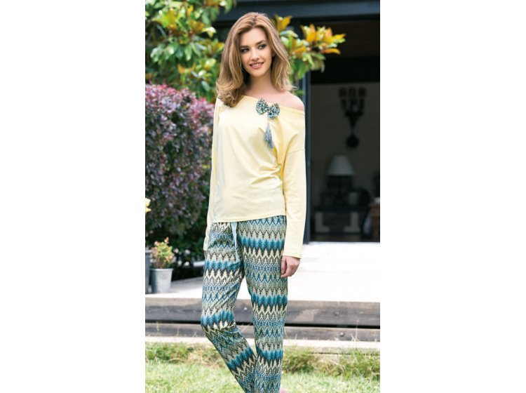 Комплект со штанами Maranda. 7107