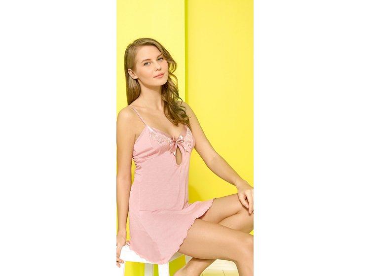 Платье для сна Mariposa. Модель 5903 персиковый