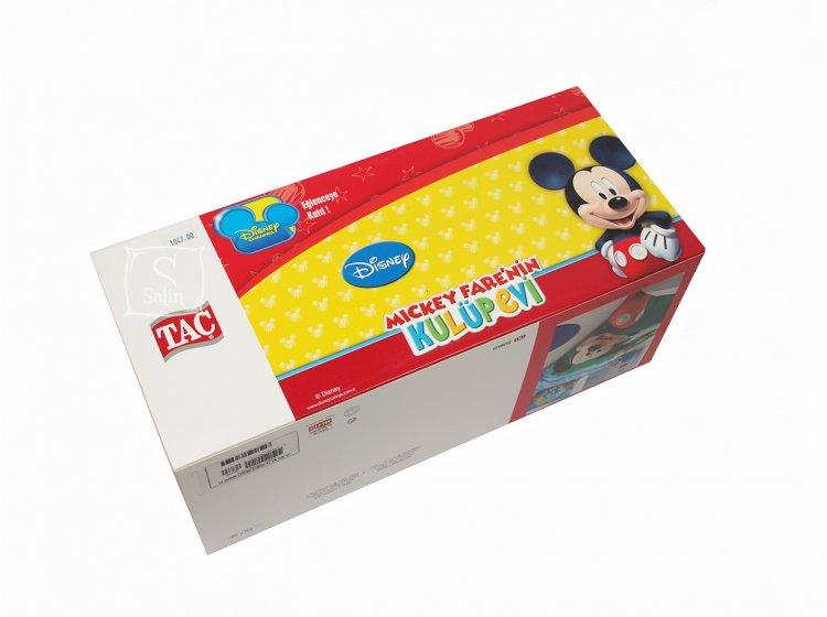 Детское постельное белье TAC. Mickey Mouse Club House Colors упаковка