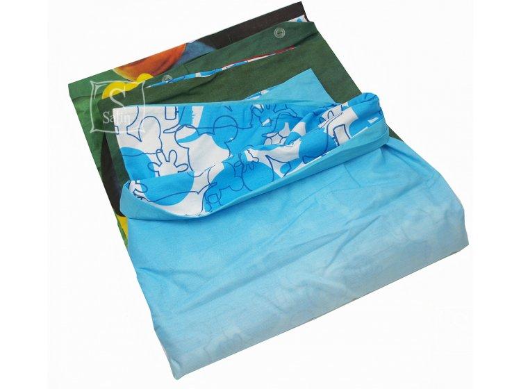 Детское постельное белье TAC. Mickey Mouse Club House Colors пододеяльник