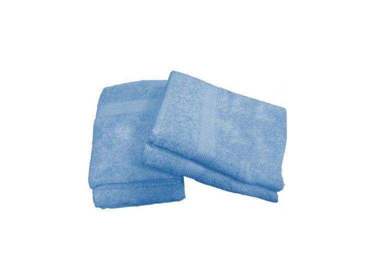 766604d9d08e7f1 Купить Махровое полотенце Arya. Однотонное Miranda, голубого цвета ...