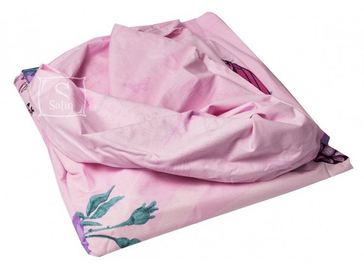Постельное белье TAC. Nina pink пододеяльник