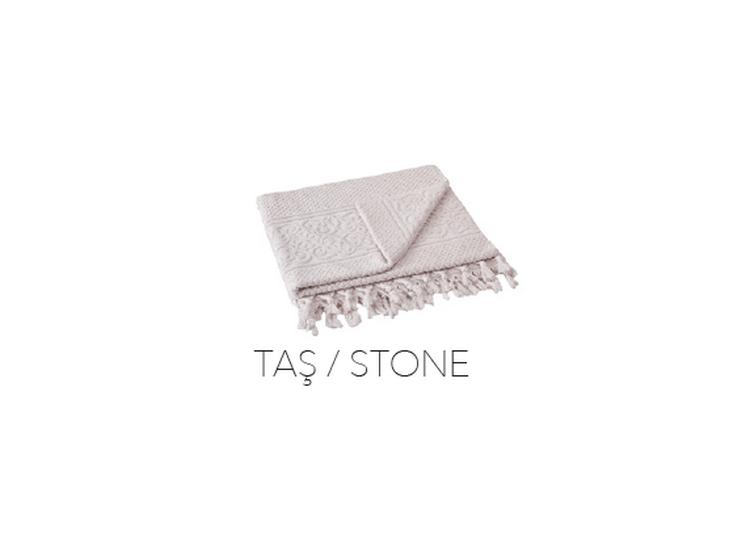 Хлопковое полотенце Buldans. Orient stone, 90х150 см