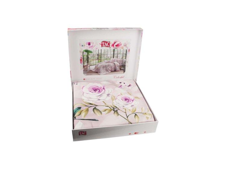 Постельное белье TAC. Digital Glienn lila в упаковке