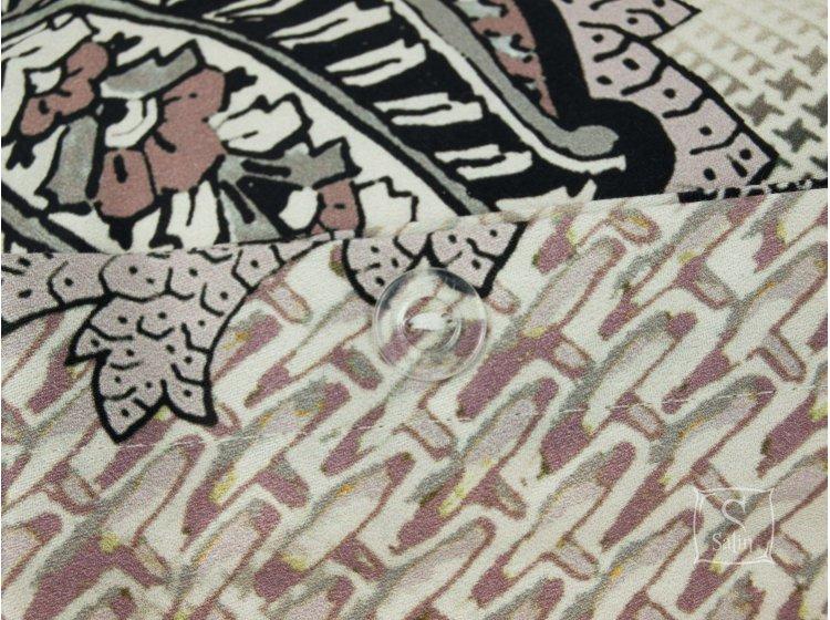 Постельное белье TAC. Digital Orient brown
