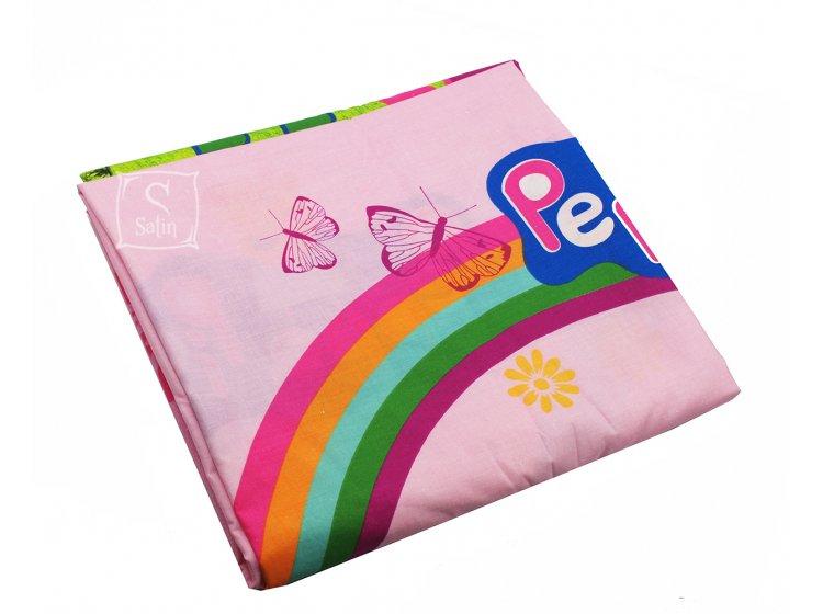 Детское постельное белье Viluta. Свинка Пеппа 17136 (57) пододеяльник