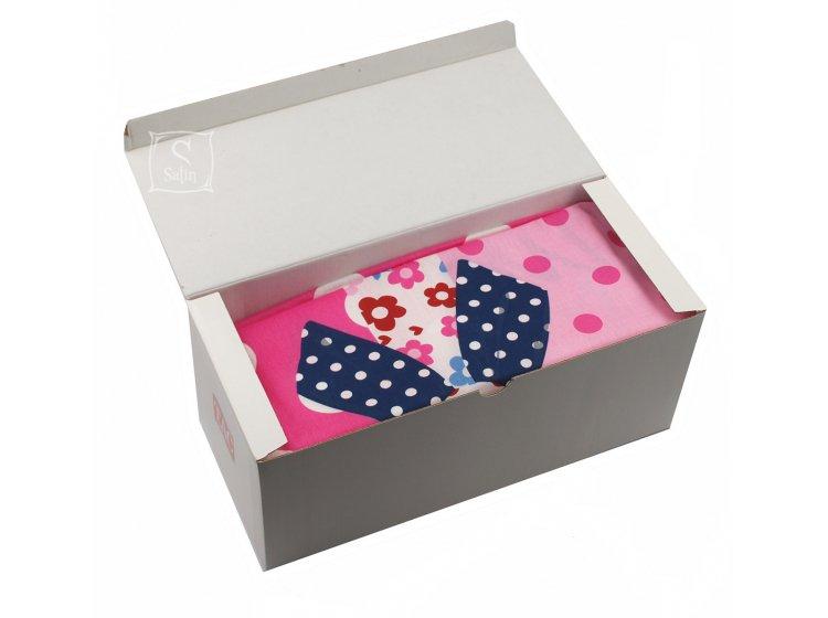 Детское постельное белье TAC. Minnie Mause Dream упаковка