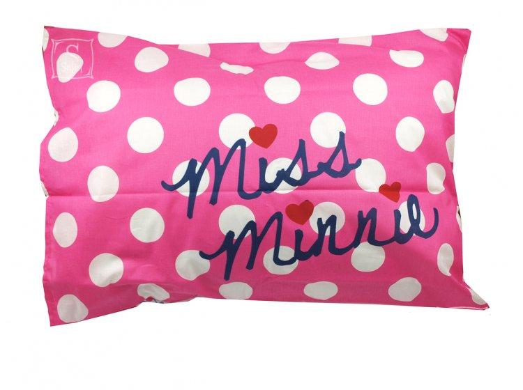 Детское постельное белье TAC. Minnie Mause Dream наволочка