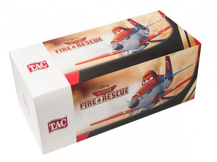Детское постельное белье TAC. Planes Fire and Rescue упаковка